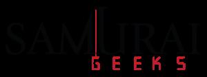 Samurai Geeks Logo